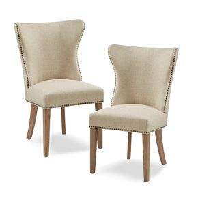 Madison Park Keeble 2-piece Dining Side Chair Set