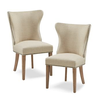 Madison Park Keeble 2 Piece Dining Side Chair Set