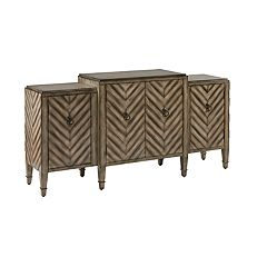 Madison Park Egan Sideboard Storage Cabinet