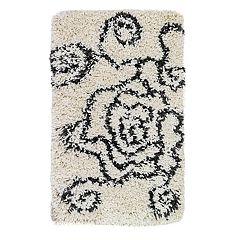 Liora Manne Andes Floral Vine Shag Rug