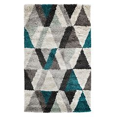 Liora Manne Andes Triangle Shag Rug
