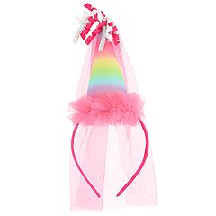 Girls 4-16 Elli by Capelli Party Hat Headband