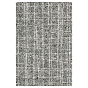 Liora Manne Savannah Mad Plaid Wool Rug