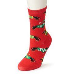 Women's Funny Christmas Socks