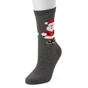 regular 600 womens funny christmas socks - Funny Christmas Socks