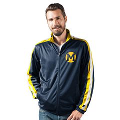 Men's Michigan Wolverines Challenger Jacket