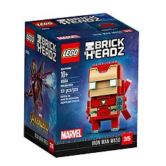 LEGO BrickHeadz Marvel Iron Man MK50 41604