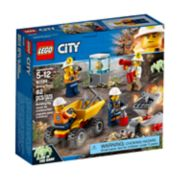 LEGO City Mining Team Set 60184