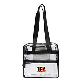 Cincinnati Bengals Clear-Zone Stadium Tote