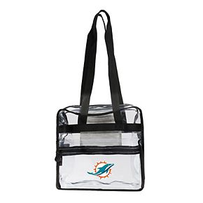 Miami Dolphins Clear-Zone Stadium Tote