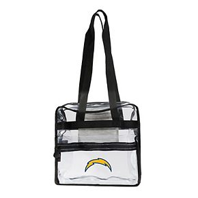 Los Angeles Chargers Clear-Zone Stadium Tote
