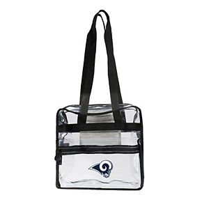 Los Angeles Rams Clear-Zone Stadium Tote