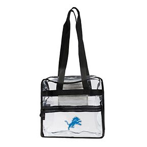 Detroit Lions Clear-Zone Stadium Tote