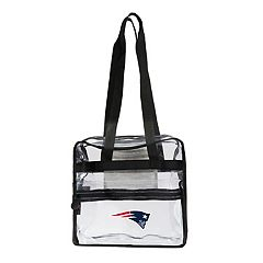 New England Patriots Clear-Zone Stadium Tote