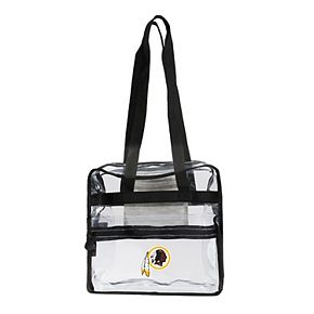 Washington Redskins Clear-Zone Stadium Tote