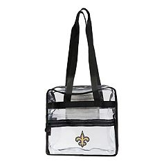 New Orleans Saints Clear-Zone Stadium Tote