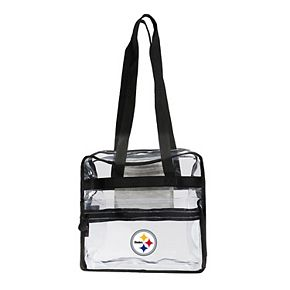 Pittsburgh Steelers Clear-Zone Stadium Tote