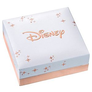 Disney?s Mickey Mouse Crystal Stud Earrings