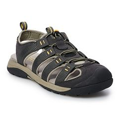 5f418040a9d5 Croft   Barrow® Combs Men s Fisherman Sandals. Navy Olive Black Taupe.  sale.  24.99. Original  59.99