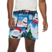 Men's Rudolph the Red-Nosed Reindeer Bumble Boxer Briefs