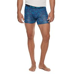 Men's equipo 2-pack Solid & Patterned Performance Boxer Briefs