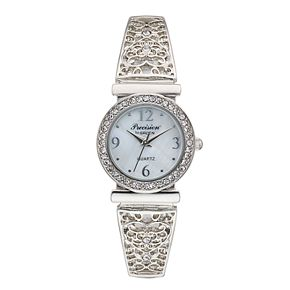 Precision by Gruen Women's Filigree Expansion Watch