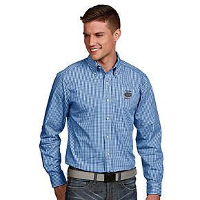 Men's Antigua Florida Gators Associate Plaid Shirt