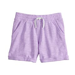 Toddler Girl Jumping Beans® Slubbed Bermuda Shorts