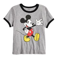 Disney's Mickey Mouse 90th Anniversary Classic Ringer Tee