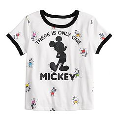 Disney's Mickey Mouse 90th Anniversary 'There Is Only One' Ringer Tee