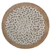 Food Network? Jute Tonal Round Placemat