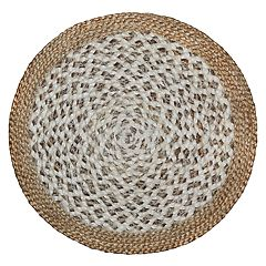 Food Network™ Jute Tonal Round Placemat
