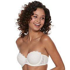Juniors' SO® Bra: Lace Convertible Underwire Bra