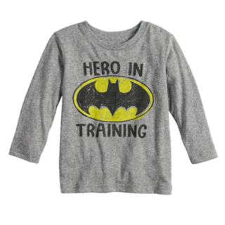 "Baby Boy Jumping Beans® DC Comics Batman ""Hero In Training"" Graphic Tee"