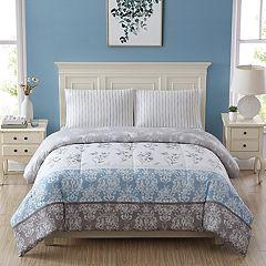 White Birch 5-piece Aiden Comforter Set