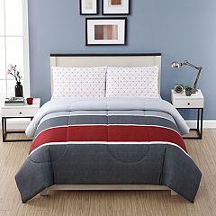 White Birch 5-piece Drake Comforter Set