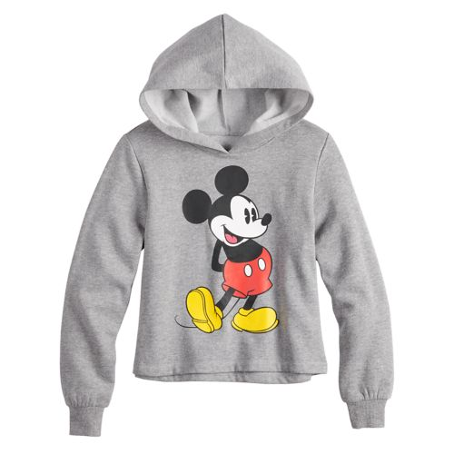 Disney's Mickey Mouse 90th Anniversary Classic Fleece Hoodie by Kohl's