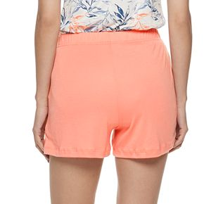 Women's Gloria Vanderbilt Pajama Shorts