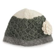 Women's SIJJL Wool Flower Beanie