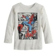 Baby Boy Jumping Beans® Marvel Spider-Man Crash Graphic Tee