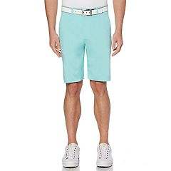 Men's Grand Slam Active Waistband Heathered Stretch Performance Golf Shorts