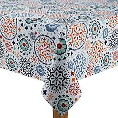 Food Network™ Medallion Print Tablecloth