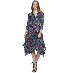 Women's Apt. 9® Knot-Front Midi Dress