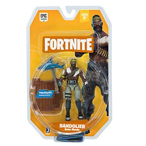 Fortnite Solo Mode Bandolier Figure Pack