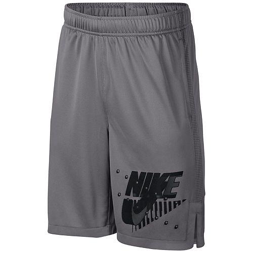 Boys 8-20 Nike Swoosh Shorts