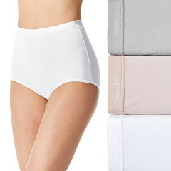 Warner's Elements of Bliss® 3-Pack Brief Panty RS1283P