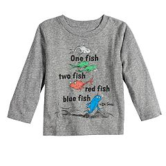 Baby Boy Jumping Beans® Dr. Seuss 'One Fish, Two Fish' Graphic Tee