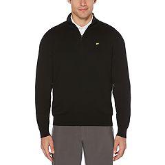 Men's Jack Nicklaus Long Sleeve 1/4 Zip Sweater
