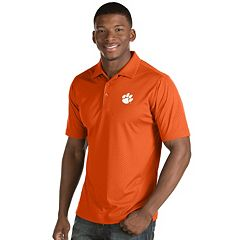 Men's Antigua Clemson Tigers Inspire Polo