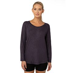 Women's Jockey Sport Galaxy Open Back Tee